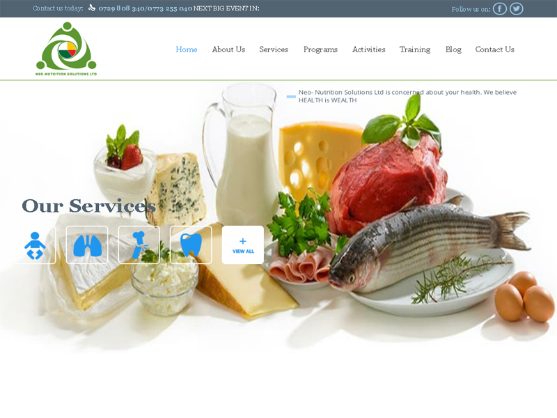 Medical Nutrition Company