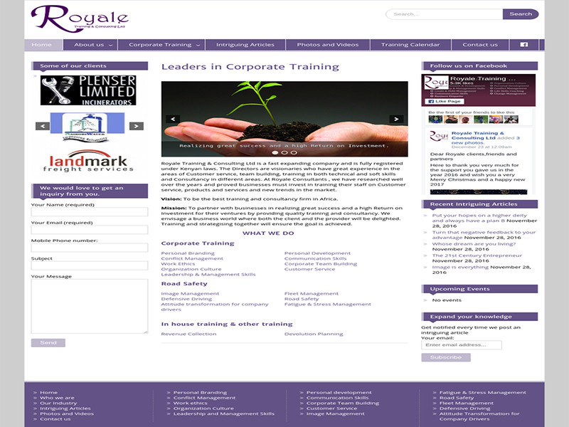Royale Consultants Limited