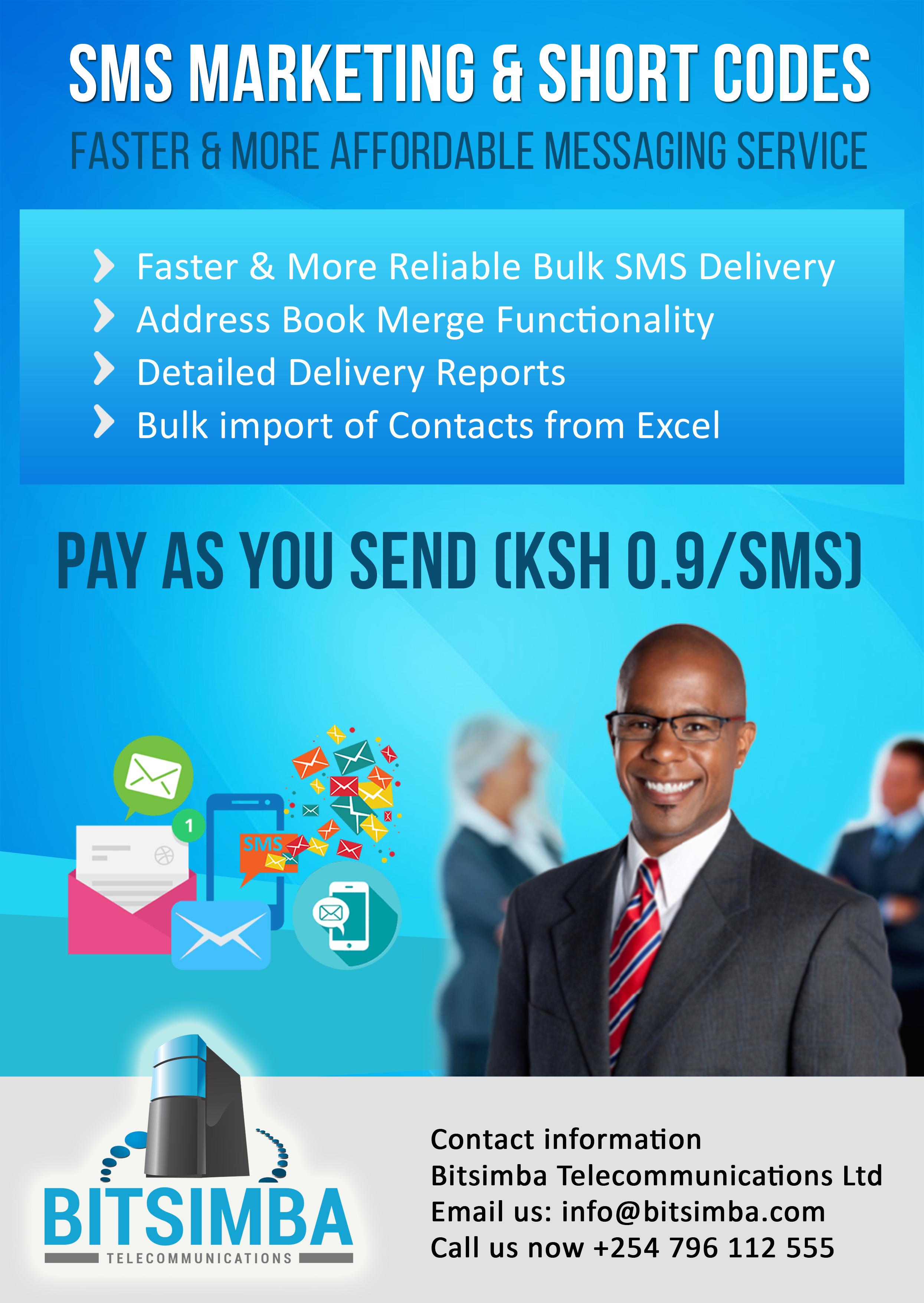 sms aus kenya